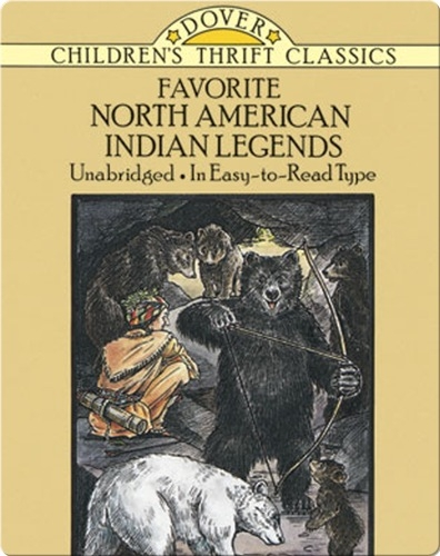 Favorite North American Indian Legends