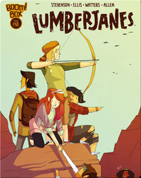 Lumberjanes Vol. 2, Issues 5-8