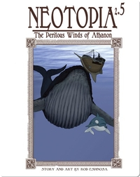Neotopia Volume 2: The Perilous Winds of Athanon #5