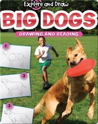 Explore And Draw: Big Dogs