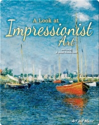 A Look At Impressionist Art