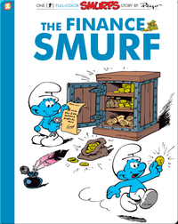 The Smurfs 18: The Finance Smurf