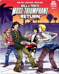 Bill and Ted's Most Triumphant Return #4