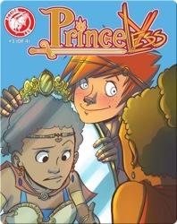 Princeless Vol. 1 #3