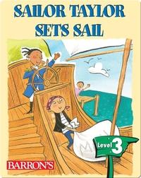 Sailor Taylor Sets Sail