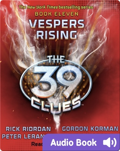 The 39 Clues Book #11: Vespers Rising