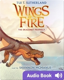 Wings of Fire #1: The Dragonet Prophecy