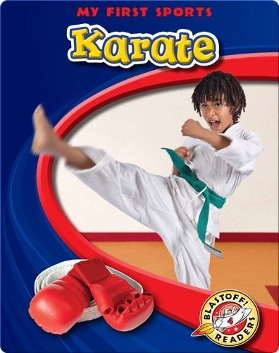 My First Sports: Karate