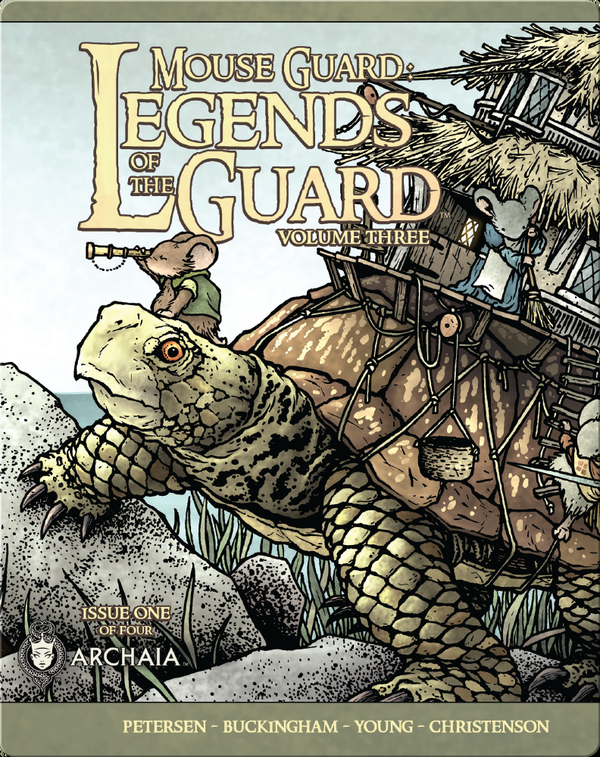Mouse Guard: Legends of the Guard Vol. #3: Issue #1