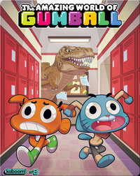 The Amazing World of Gumball #8