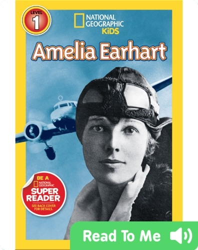 National Geographic Readers: Amelia Earhart