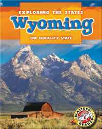Exploring the States: Wyoming