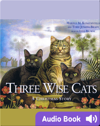 Three Wise Cats: A Christmas Story