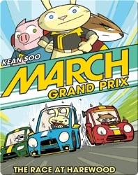 March Grand Prix: The Race at Harewood