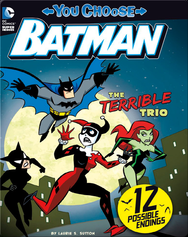 You Choose Stories: Batman: The Terrible Trio