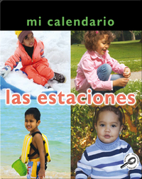 Mi calendario: Las estaciones (My Calendar: Seasons)