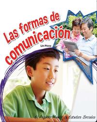 Las formas de comunicación