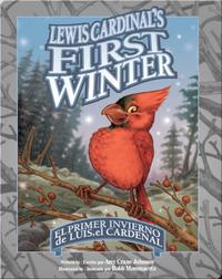 Lewis Cardinal's First Winter / El primer invierno de Luis, el cardenal