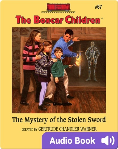 The Mystery of the Stolen Sword