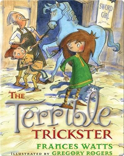 Sword Girl #5: The Terrible Trickster