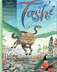 Tashi and the Mixed-Up Monster