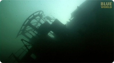 Jonathan Bird's Blue World: River of Wrecks