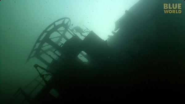 Jonathan Bird's Blue World: River of Wrecks