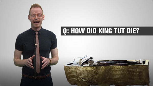 How Did King Tut Die?