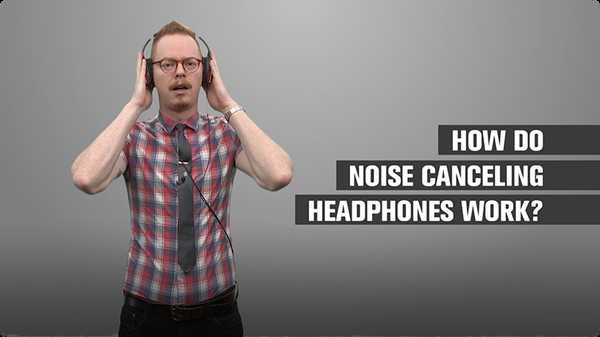 How Do Noise-Cancelling Headphones Work?