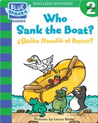 Who Sank the Boat? (¿Quién Hundió el Barco?)