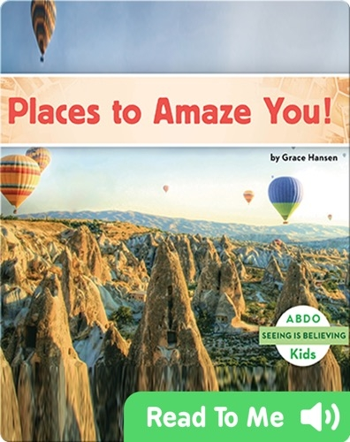Places to Amaze You!