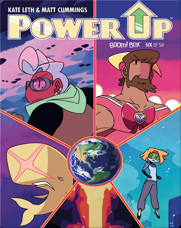 Power Up: Six of Six