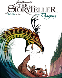 Jim Henson's The Storyteller: Dragons #1