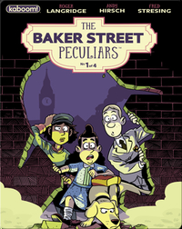 The Baker Street Peculiars #1