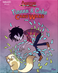 Adventure Time: Fionna & Cake Card Wars #5
