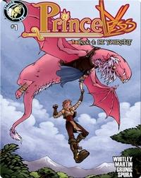 Princeless Vol. 4 #1