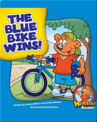 The Blue Bike Wins!