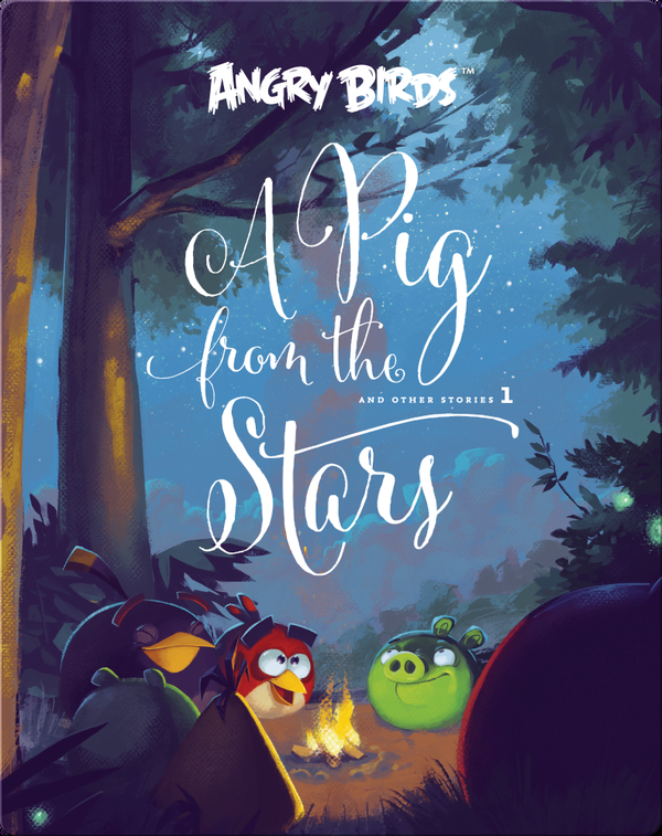 Angry Birds: A Pig From The Stars 1