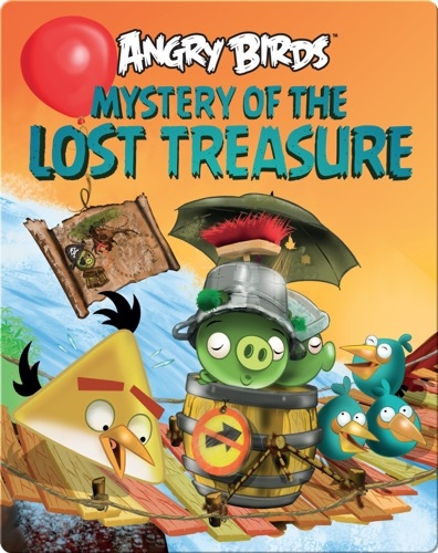 Angry Birds: Mystery Of The Lost Treasure