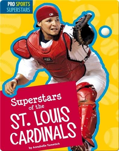 Superstars Of The St. Louis Cardinals