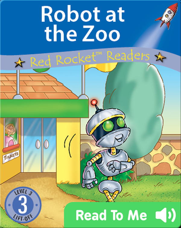 Robot at the Zoo