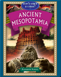 In Ancient Mesopotamia