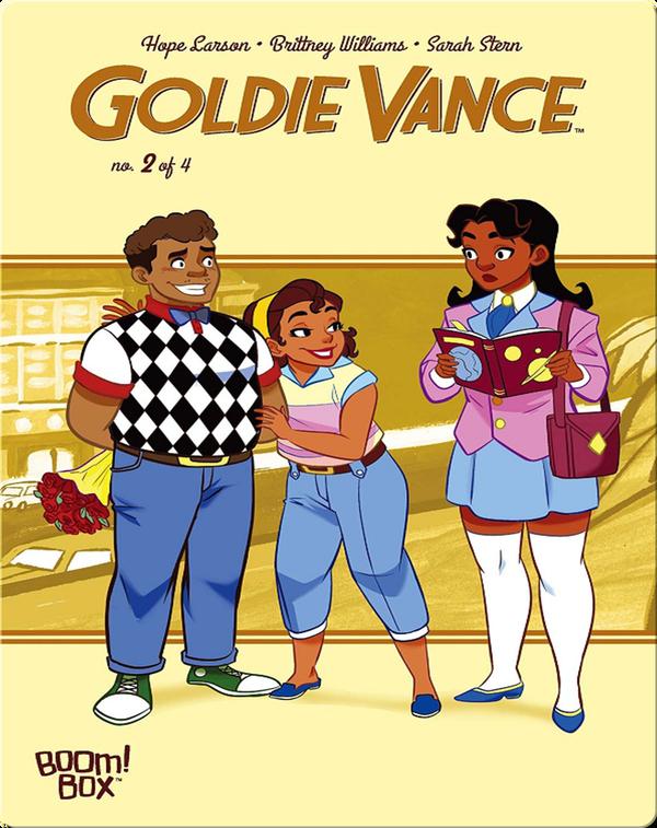 Goldie Vance No. 2