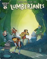 Lumberjanes #26