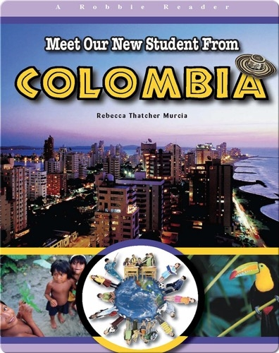 Meet Our New Student From Colombia