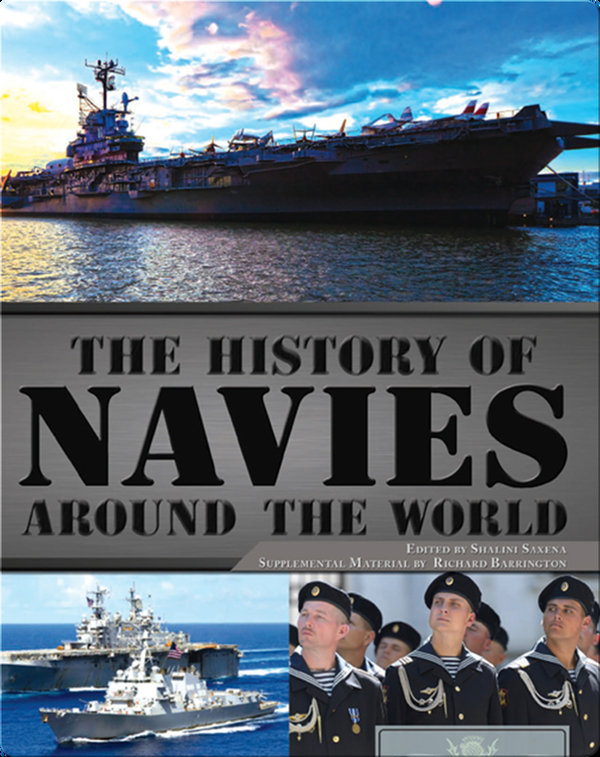 The History of Navies Around the World