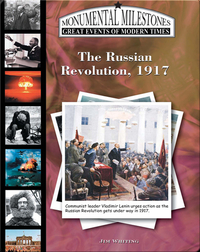 The Russian Revolution, 1917