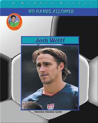 Josh Wolff