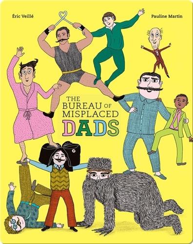 The Bureau of Misplaced Dads