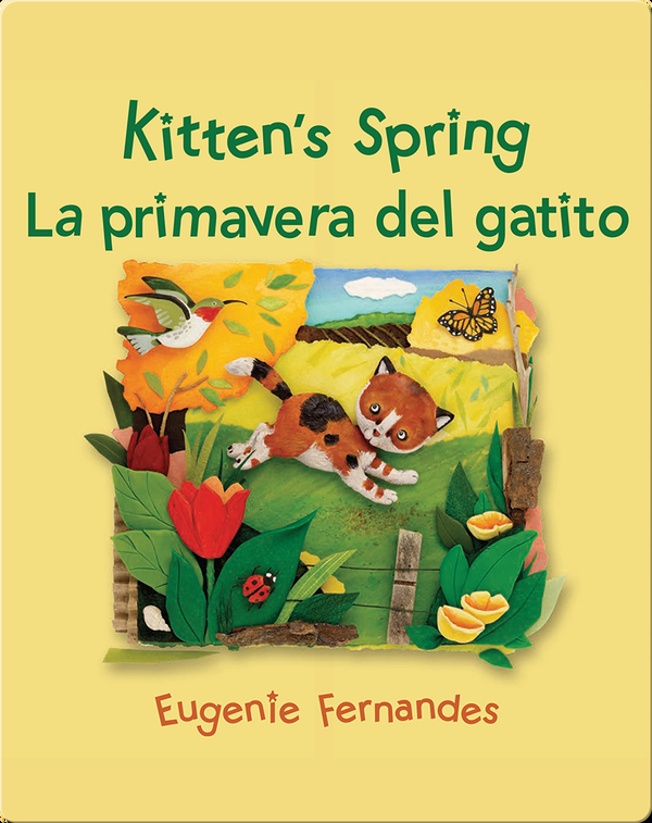Kitten's Spring: La primavera del gatito